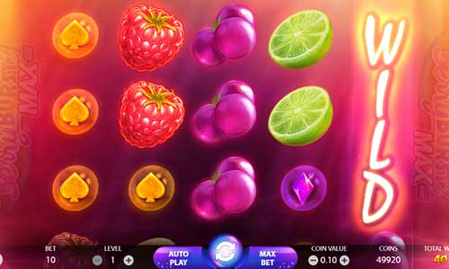 Berryburst Max free slot