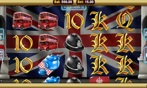 Best of British free slot