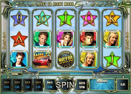 Beverly Hills free slot
