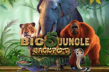 Big 5 Jungle Jackpot casino slot