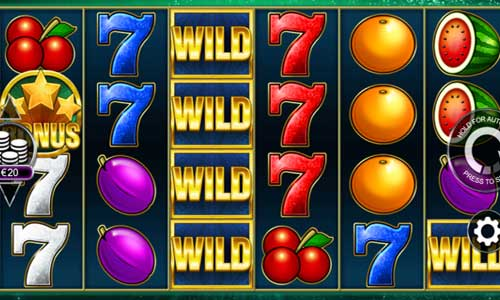 Big Bonussticky wilds slot