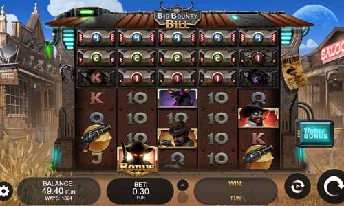 Big Bounty Billexpanding reels slot