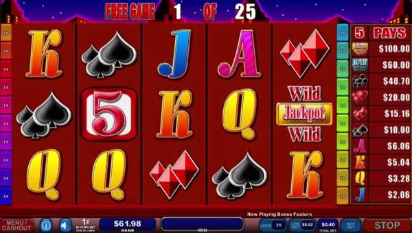 Big City 5s free slot
