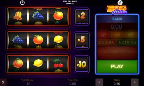 Big Hitter free slot