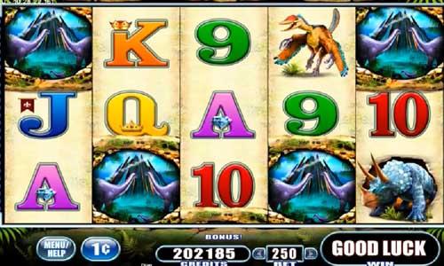 Big Rex free slot