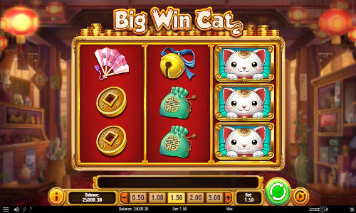 Big Win Cat free slot