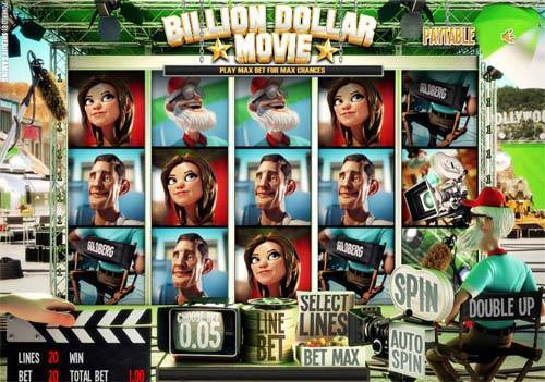 Billion Dollar Movie free slot