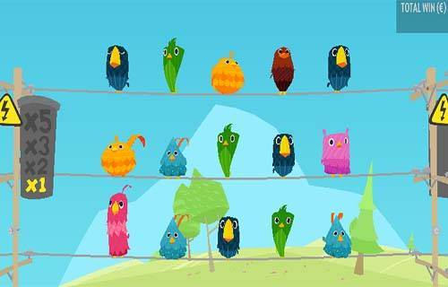 Birds On A Wire classic slot
