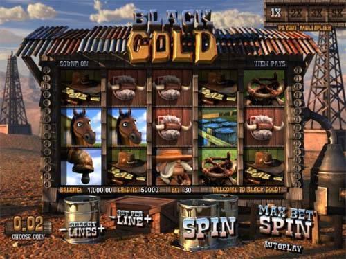 Black Gold free slot