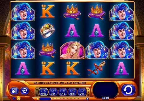 Black Knight 2 free slot