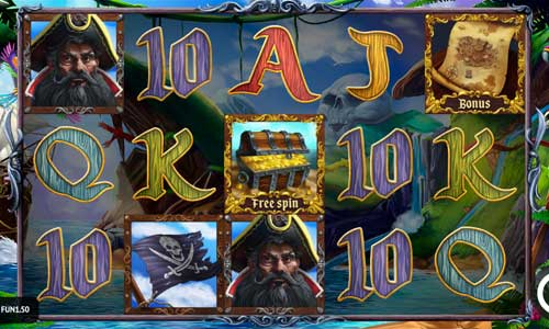 Blackbeards Compass free slot