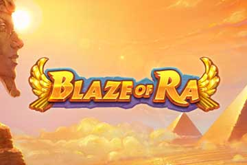 Blaze of Ra casino slot