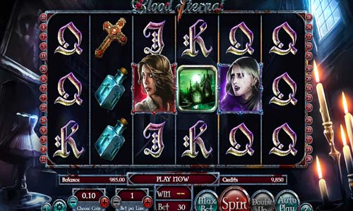 Blood Eternal free slot