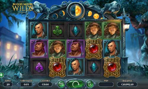 Blood Moon Wilds free slot