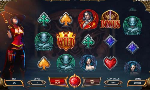 Blood Suckers II free slot