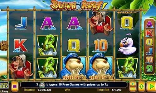 Blown Away free slot