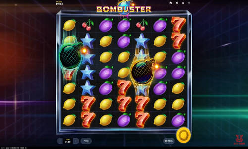 Bombuster upcoming slot