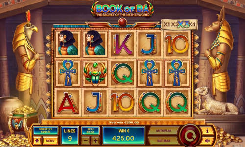 Book of Ba casino slot