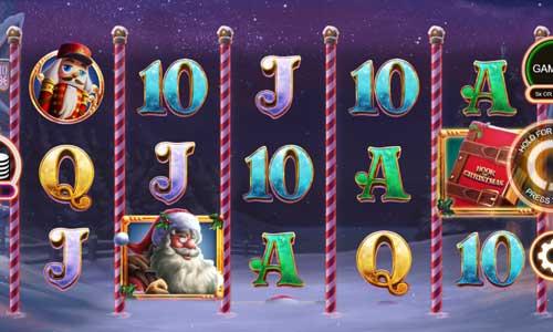 Book of Christmas free slot