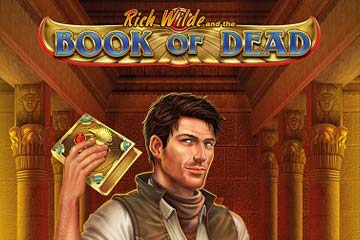 Book of Dead slot Playn Go