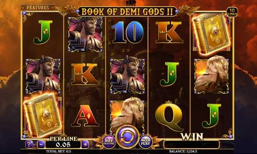 Book Of Demi Gods II free slot
