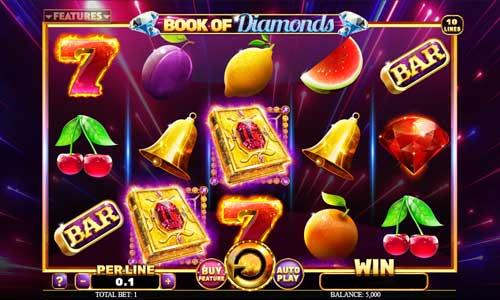 Book of Diamonds free slot