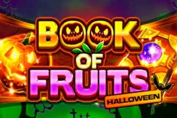 Book of Fruits Halloween free play demo