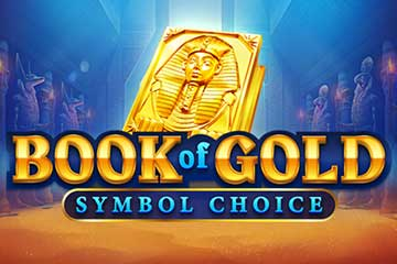 Book of Gold Symbol Choice