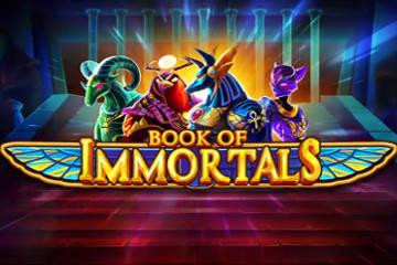 Book of Immortals free slot