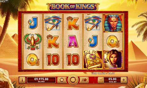 Book of Kings free slot