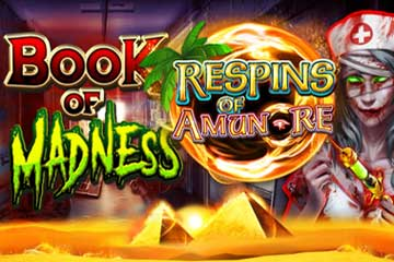 Book of Madness Respins of AmunRe