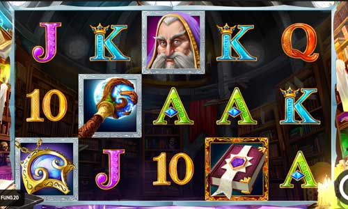 Book of Merlin free slot