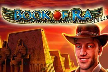 Book of Ra Deluxe slot Novomatic