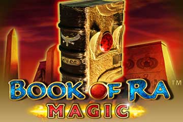 Book of Ra Magic casino slot