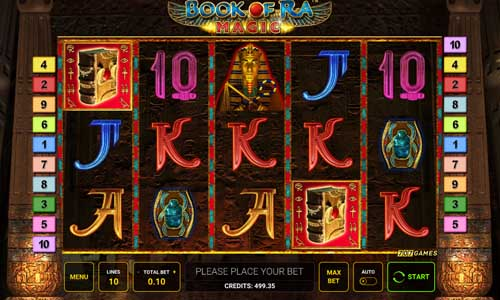 Book of Ra Magic free slot
