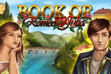 Book of Romeo and Julia slot Gamomat