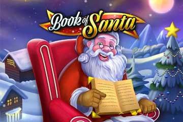 Book of Santa free slot