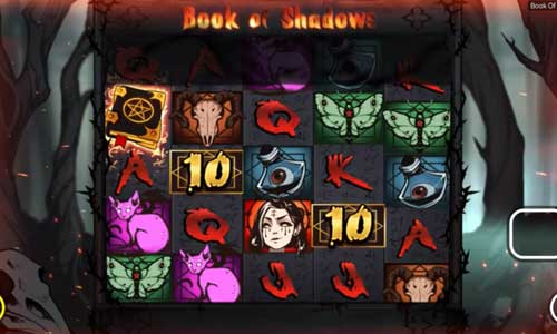 Book of Shadows casino slot