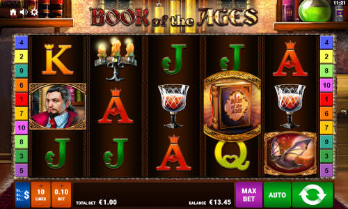 Book of the Ages casino slot