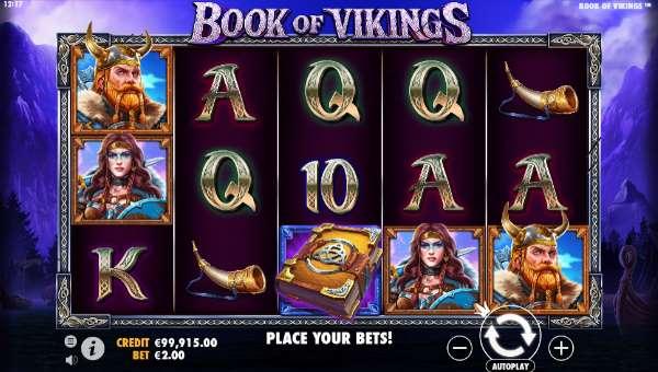 Book of Vikings free slot