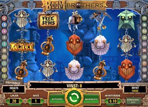 Boom Brothers free slot