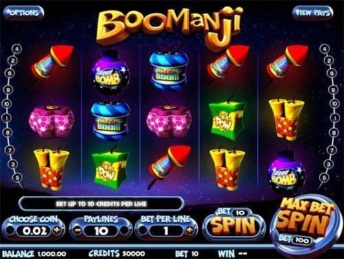 Boomanji free slot