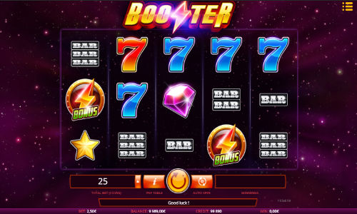 Booster free slot