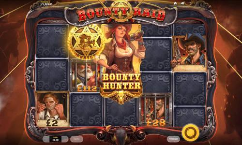 Bounty Raid free slot