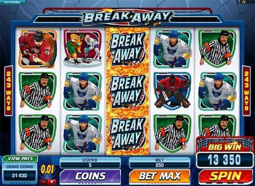 Break Away free slot