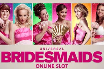 Bridesmaids free slot