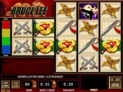 Bruce Lee free slot