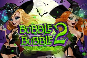 Bubble Bubble 2 casino slot