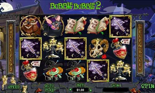 Bubble Bubble 2 free slot