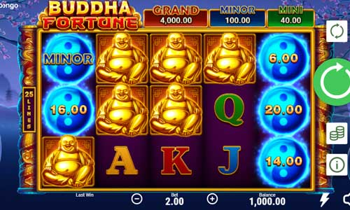 Buddha Fortune free slot